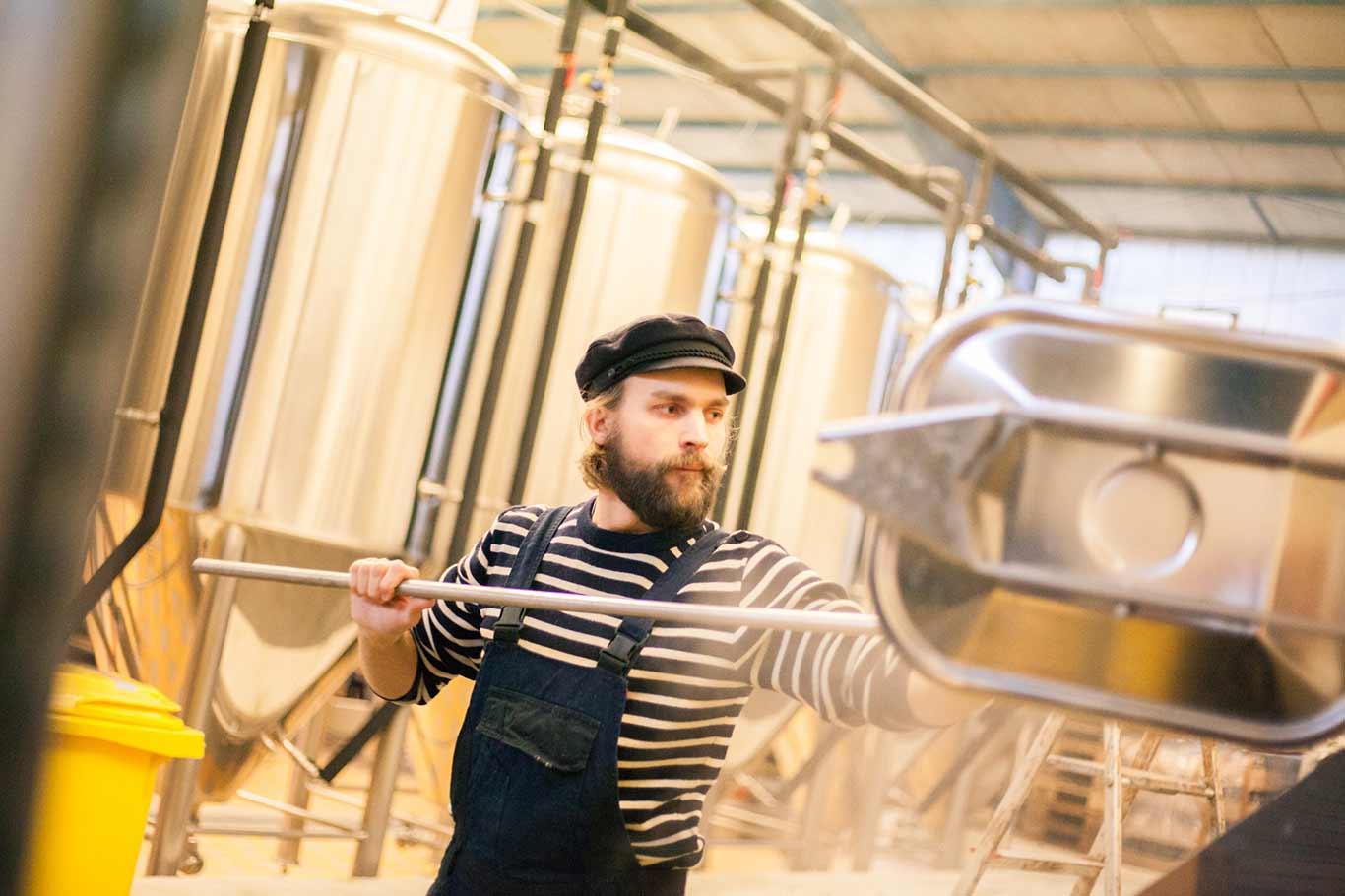 Brauerei Wildwuchs Brauen
