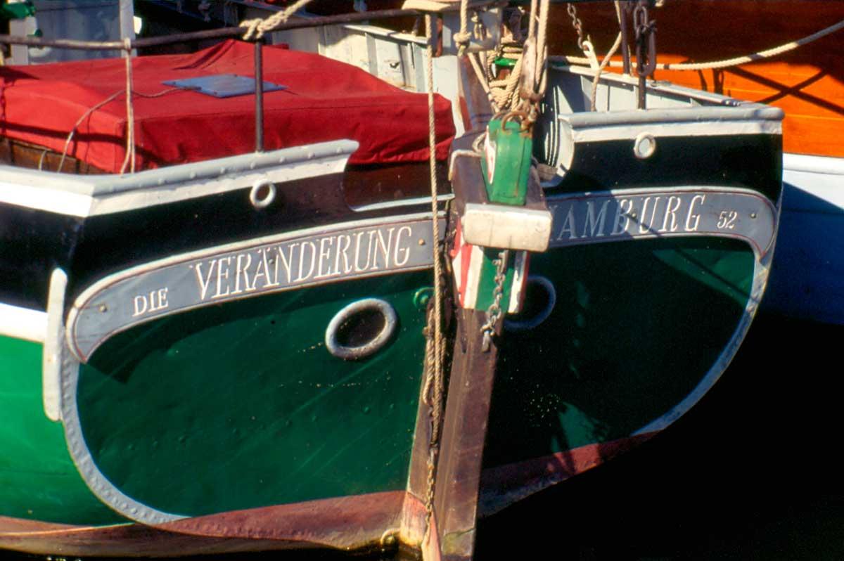 Gaffelgemeinschaft Schiffe