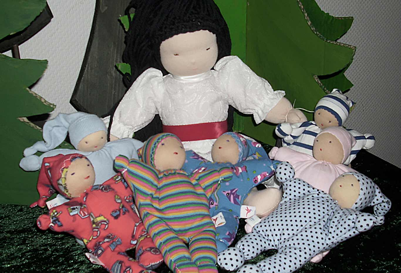 Puppen Liselotte Thielmann